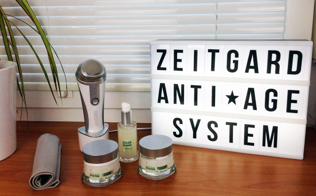 Zeitgard-2-AntiAging Device